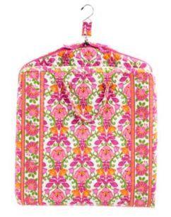 Vera Bradley Garment Bag in Lilli Bell