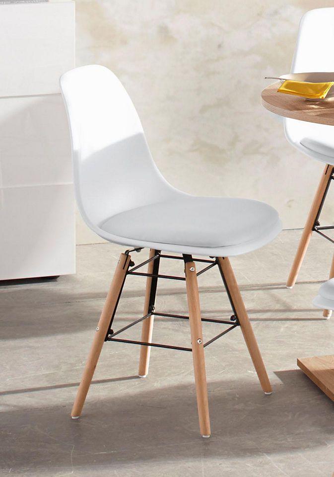 Schalenstühle (4 Stück) Jetzt bestellen unter: https://moebel.ladendirekt.de/dekoration/aufbewahrung/schalen/?uid=bfd2ed35-c960-5586-b050-467b90d6aa4b&utm_source=pinterest&utm_medium=pin&utm_campaign=boards #stühle #aufbewahrung #dekoration #schalen