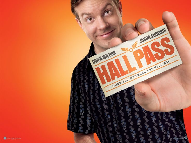 Watch Streaming HD Hall Pass, starring Owen Wilson, Jason Sudeikis, Christina Applegate, Jenna Fischer. Rick and Fred, two husbands who are having difficulty in their marriages, are given a Hall Pass by their wives: for one week, they can do whatever they want. #Comedy #Romance http://play.theatrr.com/play.php?movie=0480687