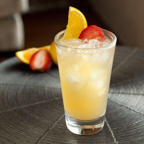 Boston Rum Punch