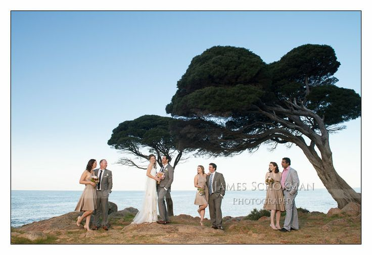 Meelup Beach getting in on the joy at this beautiful Dunsborough Wedding. James Schokman Photography