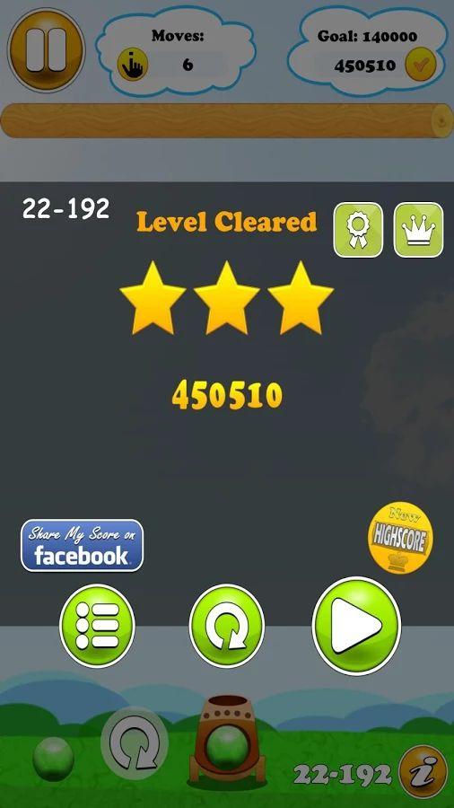 Bubble Shooter Quest- screenshot