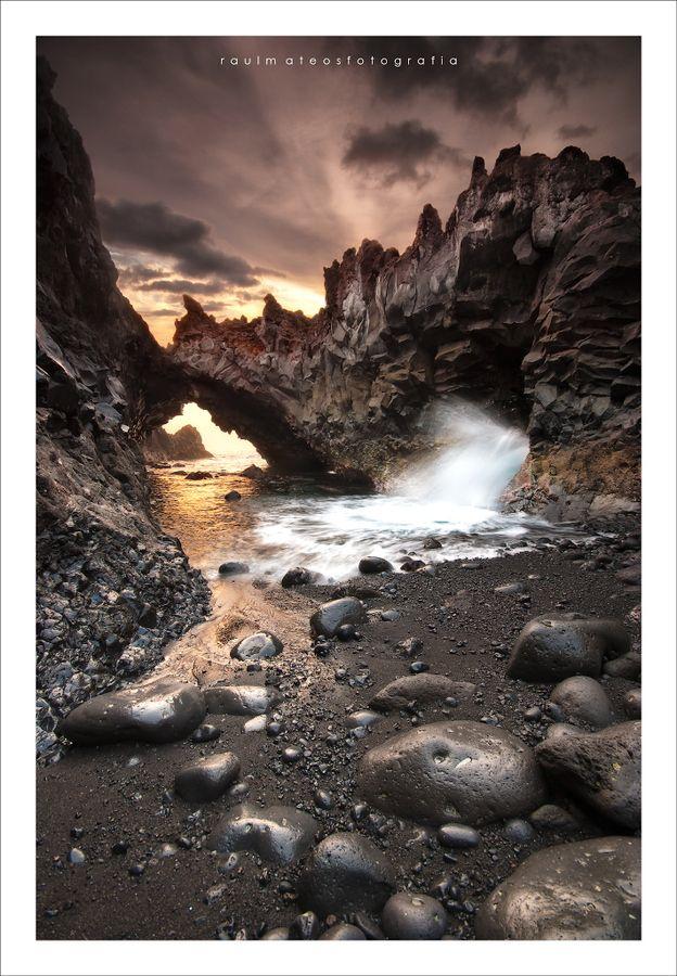 A secret place in Lanzarote