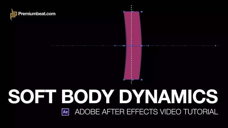 After Effects Video Tutorial: Soft Body Dynamics on Vimeo