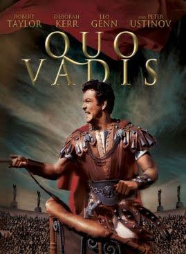 QUO VADIS (1951) - Christian And Sociable Movies