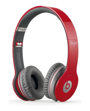beats by dr dre solo hd red 179 ttc casque audio. Black Bedroom Furniture Sets. Home Design Ideas