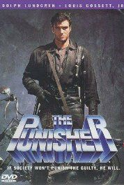 The Punisher (1989) Poster