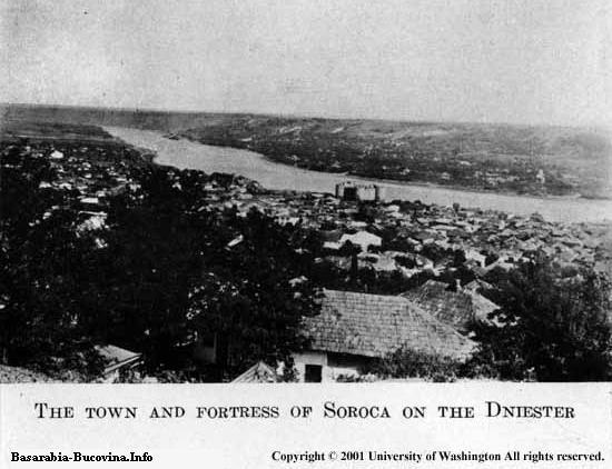3 Charles Upson Clark Bessarabia - Basarabia Nistrul si Soroca 1927