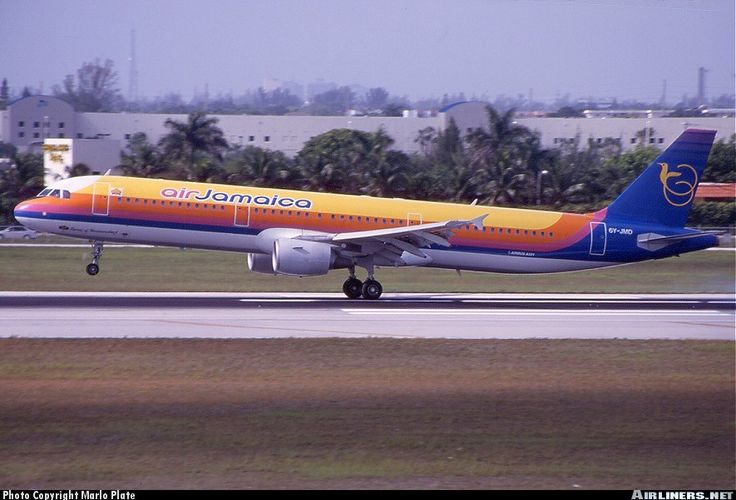 Airbus A321-211 - Air Jamaica   Aviation Photo #0173248   Airliners.net