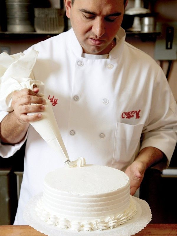 Buttercream do Buddy Valastro (Cake Boss)