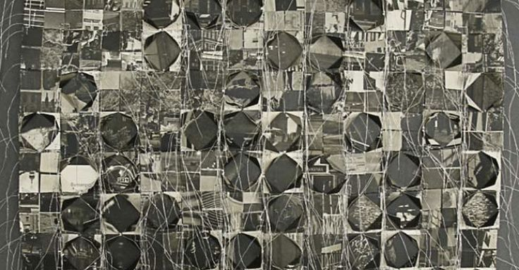 Helen Edwards interview: Tactile mixed media textile art