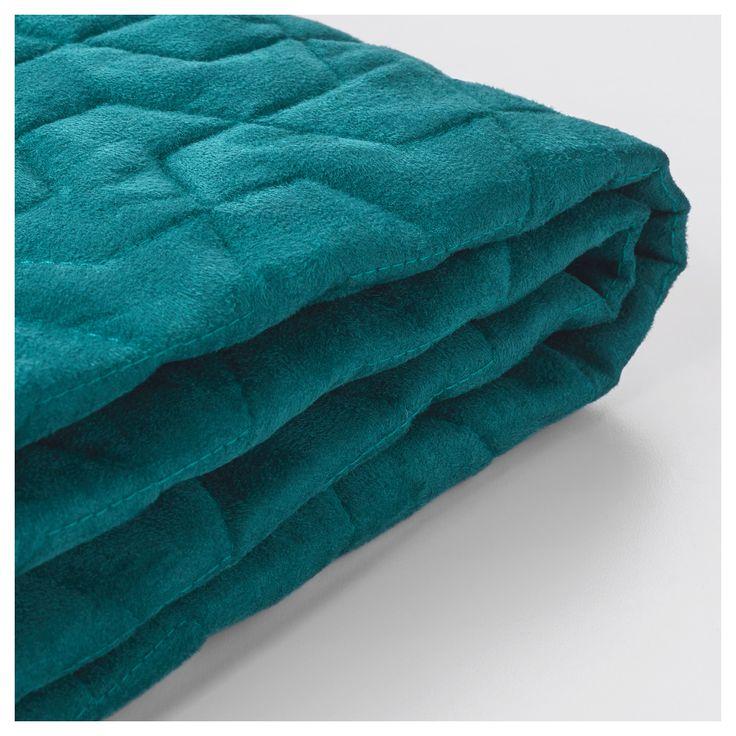 IKEA - LYCKSELE Sofa-bed cover Vallarum turquoise
