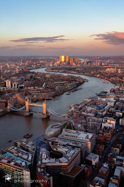 Hometown: Tower Bridge & Canary Wharf, London