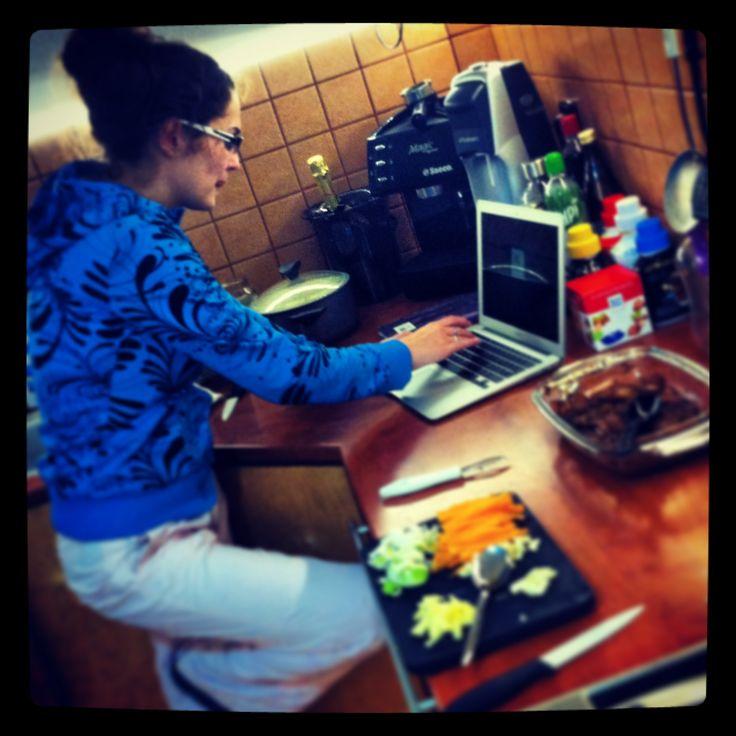 Vaříme s Macem:)