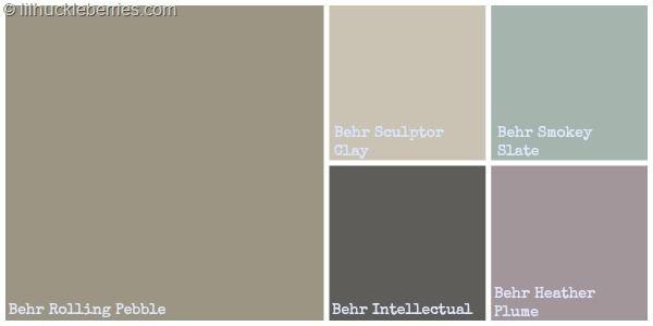Colors In Paint >> Exterior Paint Color Schemes