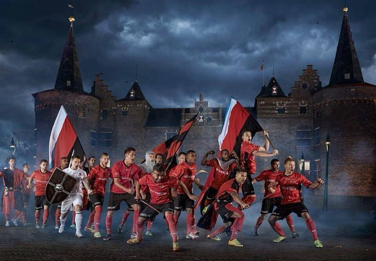 The new team picture of the dutch football team Helmond Sport for the 2014-2015 season. - Imgur