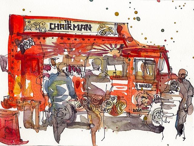 Food Trucks Registered In Nj