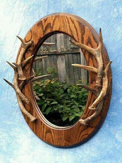 54 Best Things You Can Make Out Of Deer Antlers Images On