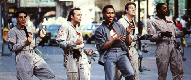 Bust some ghosts with this insane remix of Ray Parker Jr.'s 1984 'Ghostbusters' theme song / Boing Boing