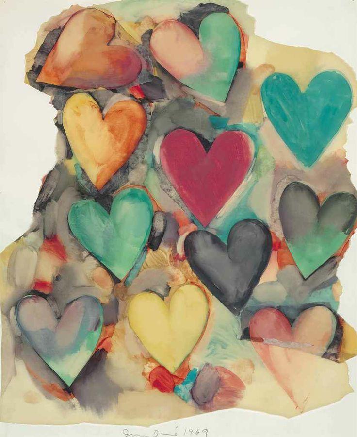 1000 Ideas About Jim Dine On Pinterest Valentines Art