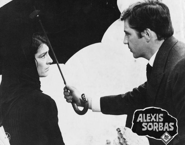 Irene Papas - Zorba the Greek - Αλέξης Ζορμπάς (1964)