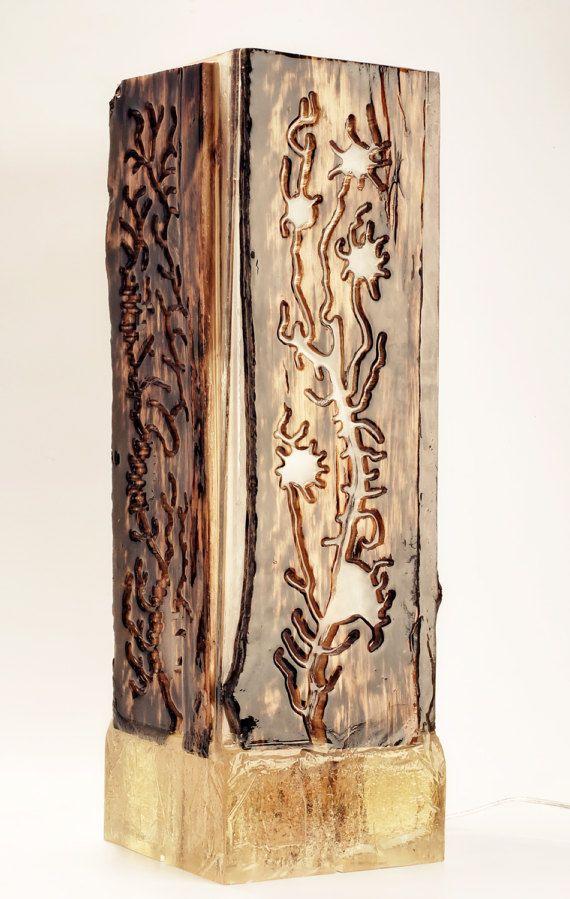 Lamp Lighting Table Lamp Wood Lamp Wooden Floor Lamp Wood
