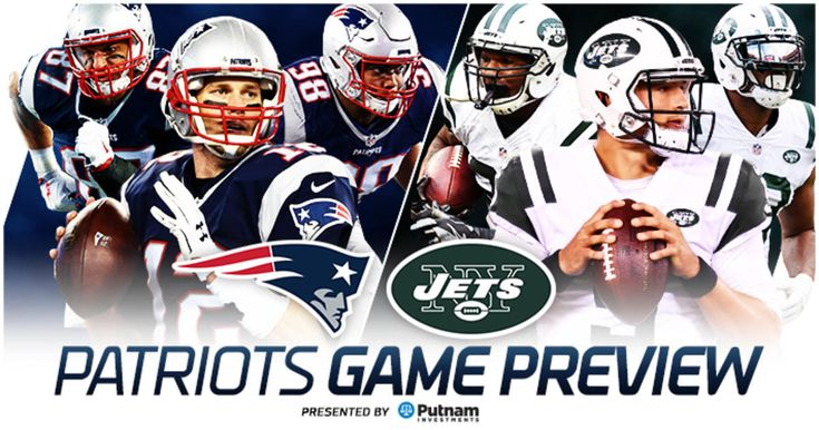 The Patriots wrap up the 2017 regular season hosting the New York Jets at Gillette Stadium.