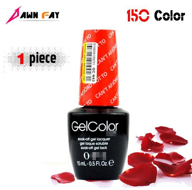 New Arrival 150 Color opie Shellac Primer Nail UV Top Base coat Off LED UV Gel Polish For Nail Gel Varnish Design Nail 15ml