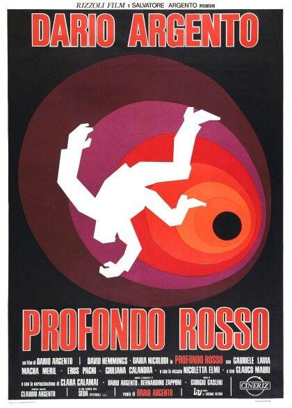 Profondo Rosso ** directed by Dario Argento