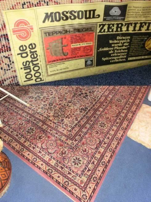 zu Verkaufen Orient Teppich 350 x 250 ein kleiner neuer Kleinanzeigenmarkt Private Anzeigen kostenlos - jeder kann mitmachen