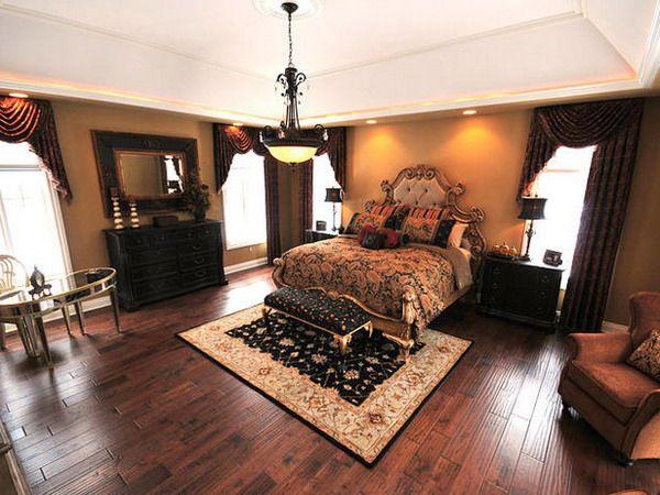 Classic Master Bedroom  #mastersuite #luxury #design