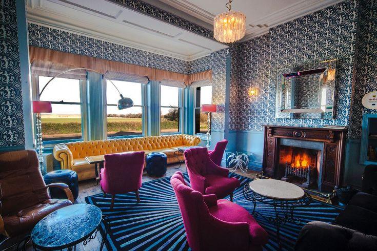 Titchwell Manor hotel, Norfolk