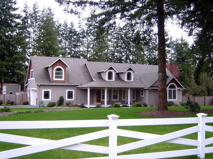 Home design and interior design gallery ofpole barn home for Design your own pole barn