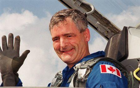Canadian First Astronaut -- Marc Garneau