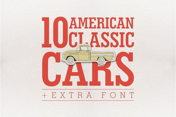10 American Classic +Extra by Storyteller Imagery on @creativemarket