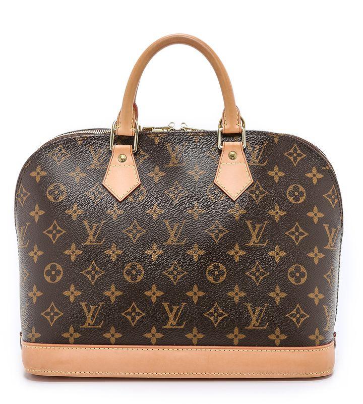 What Goes Around Comes Around Louis Vuitton Monogram Alma Bag