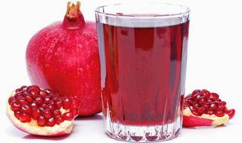 Suco de Romã - Antioxidante e Afrodisíaco Natural - Aliados da Saúde