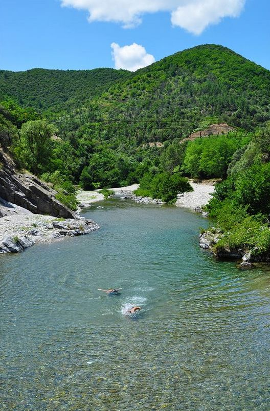Les endroits de rêve pour se baigner - Découvrir les Cévennes