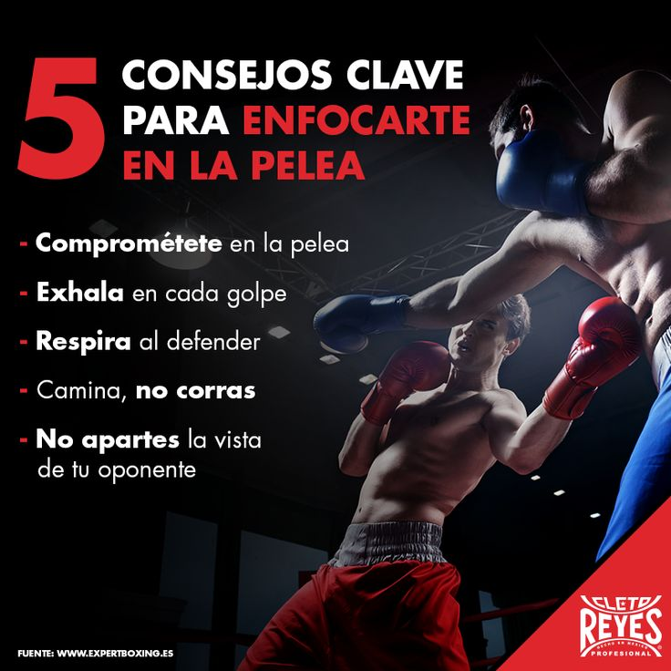 5 consejos que no debes perder de vista. #CletoReyes #workout #boxeo #boxinggloves #box