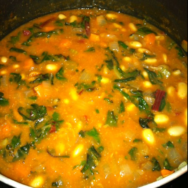 Mark Bittman's Best Vegetable Soup, so easy to make!!!
