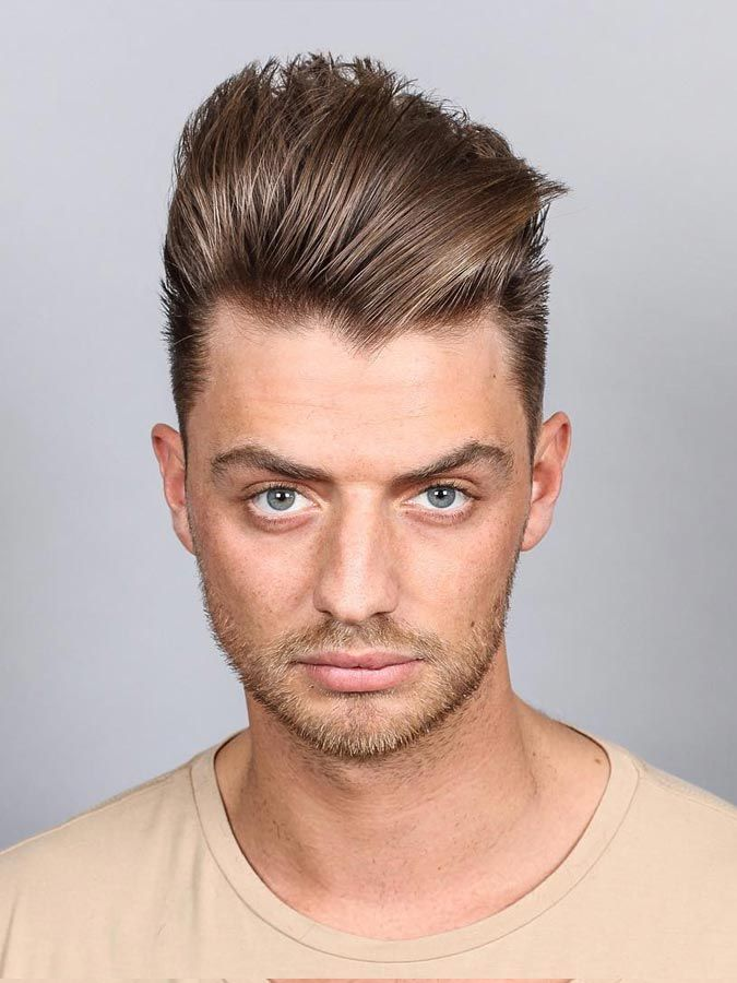 22 best images about Brush up Hairstyle for Men on Pinterest