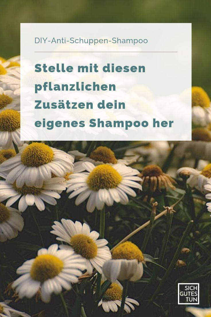 Eigenes Shampoo Herstellen