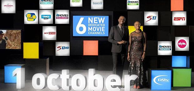 After the successful launch of their new Intelsat 20 (IS-20), DStv will be shaking things up in October. Read the about the changes here: http://www.channel24.co.za/TV/FeaturedArticle/DStv-changes-Your-new-channel-numbers-20120927#