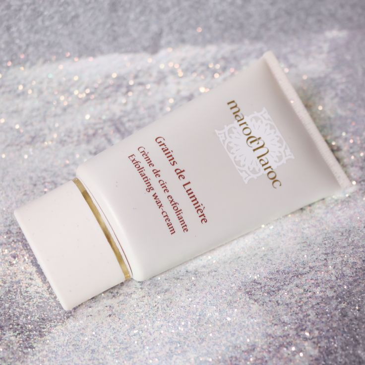 """Discover the benefits of """"Grains de Lumière"""", a """"sweet and sublime"""" balm, intriguing and exfoliating, that unveils its treasures while melting on the skin... It's magic, isn't it?"""