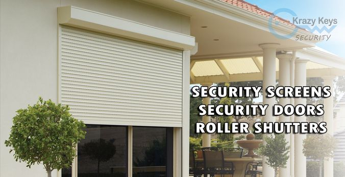 Go through the website and find new products available at Krazy Keys. We are now offering prowler proof security screens & doors, roller shutters, welded security screens at the best price over Australia.
