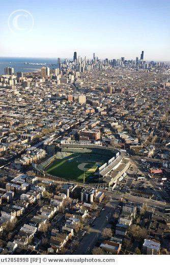 Chicago, IL - Wrigley Field