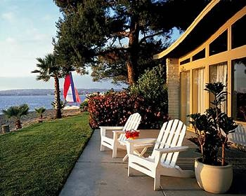 Paradise Point Resort & Spa - San Diego, CA - Beach front kid-friendly oasis!