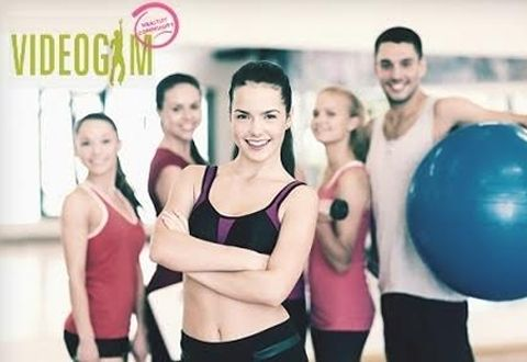 ¡Recupera tu figura este otoño! Tu nuevo gimnasio virtual con el Método Videogim