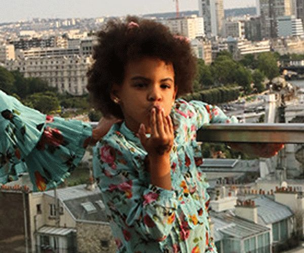 Is It Any Surprise That at 5, Blue Ivy Is a Style Star?