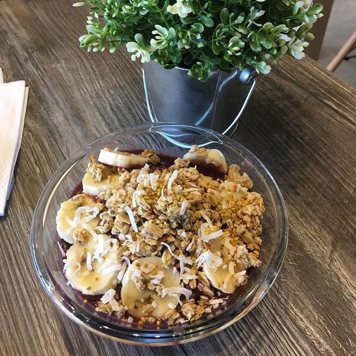 #acaibowl #coconut #granola #delicious #healthyeating